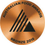 Food Awards Bronze 2018