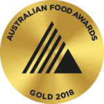 Food Awards Gold 2018