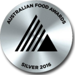 Food Awards Silver 2016