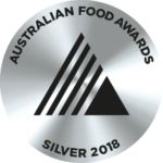 Food Awards Silver 2018